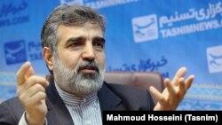 بهروز کمالوندی، سخنگوی سازمان انرژی اتمی ایران
