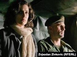 Scena iz filma Iz zemlje krvi i meda