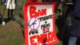 Школьники в США требуют принять закон о контроле над оружием
