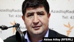 Jurnalist Şahvələd Çobanoğlu
