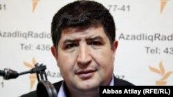 Azerbaijani journalist and writer Shahvalad Cobanoglu