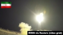 Raketni napadi Irana