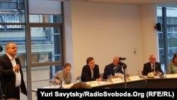 Презентація звіту «Пріоритетне партнерство». Варшава, 4 вересня 2017 року