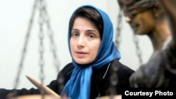 Nasrin Sotoudeh was the co-winner of the European Parliament's 2012 Sakharov Prize for Freedom of Thought.