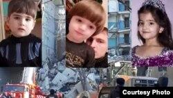 Судьба таджикских детей - Ахмада, Фотимы и Саймухсиддина остается неизвестной