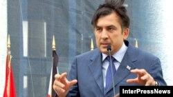 Президент Грузии заявил, что он не может согласиться с тем, чтобы «убийцы и насильники вдруг превратились в миротворцев»