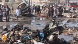 Val bombaških napada u Iraku, deseci mrtvih