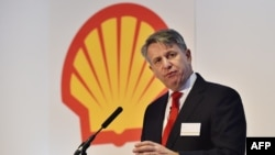Ben van Beurden, Royal Dutch Shell-in rəhbəri