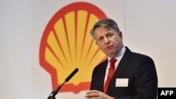 Керівник компанії Shell Бен ван Берден, архівне фото