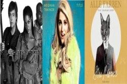 بردیا افشین، چهارشنبه ۸ بهمن ۱۳۹۳: تازههای بازار موسیقی بریتانیا