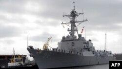 آرشیف، کشتیهای جنگی امریکا