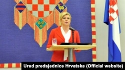 Kolinda Grabar Kitarović, predsjednica Hrvatske