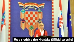 Predsjednica Hrvatske Kolinda Grabar -Kitarović