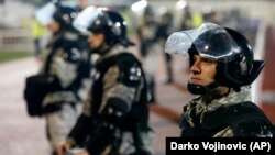 Polica serbe, ilustrim.