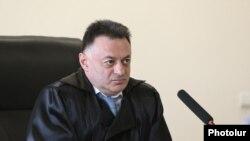 Судья Давид Григорян