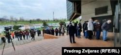 Do sada je prijavljeno otprilike 7.500 osoba starijih od 75 godina. (Sarajevo 21. aprila)