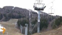 BiH: Zimovališta bez snijega