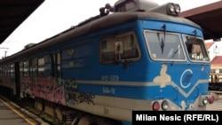 Pokušaj modernizacije: Železnice Srbije