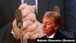 Кремлдин басма сөз катчысы Дмитрий Песков.