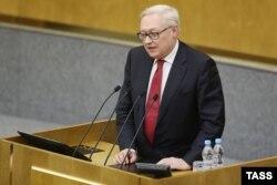 Сергій Рябков (архівне фото)