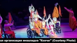 """Международное танцевальное шоу """"Magic India – Ramayana"""""""