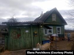 Новый дом Перчиковых