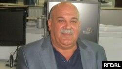 صورة السيد جبار ياور متحدث باسم قوات حماية اقليم كوردستان