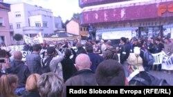 Dan bijelih traka, Prijedor, 31.maj 2013., foto: Maja Bjelajac