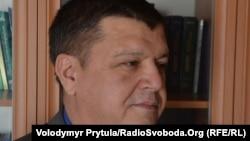 Ukraine -- Khamzin Ali, Head of International Management Majlis