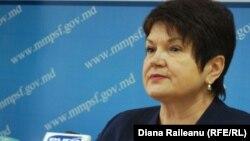 Deputata Valentina Buliga, Chisinau