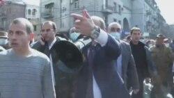 Пашинян заявил о попытке военного переворота