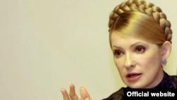 Yulia Tymoshenko në kohën kur ka qenë kryeministre. Prill, 2009.
