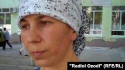 Зайтуна Мирзоева, модари Шаҳбол Мирзоев.
