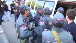 Sukobi policije i demonstranata u Jermeniji