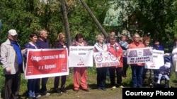Жители алтайского села требуют вернуть ФАП