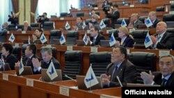 Минисрликке талапкерлерди Жогорку Кеңештеги КСДП фракциясы көрсөттү.