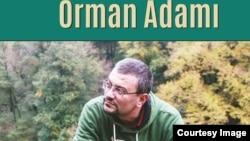 """Fərhad Yalquzağın """"Orman adamı"""" romanının üz qabığı."""