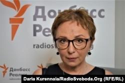 Елена Фанайлова, обозревательница российской службы Радио Свобода, ведущая программы «Свобода в клубах»