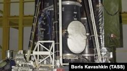 Макет аппарата «Спектр-РГ»