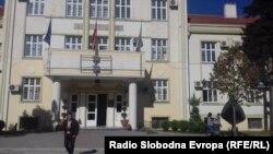 Зградата на Општина Битола.
