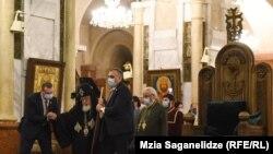 Каталикос-Патриарх всея Грузии Илия Второй (иллюстративное фото)