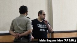 The Tbilisi City Court found Georgi Rurua guilty on July 30 and sentenced him the same day.