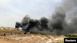 Idlib, foto nga arkivi.