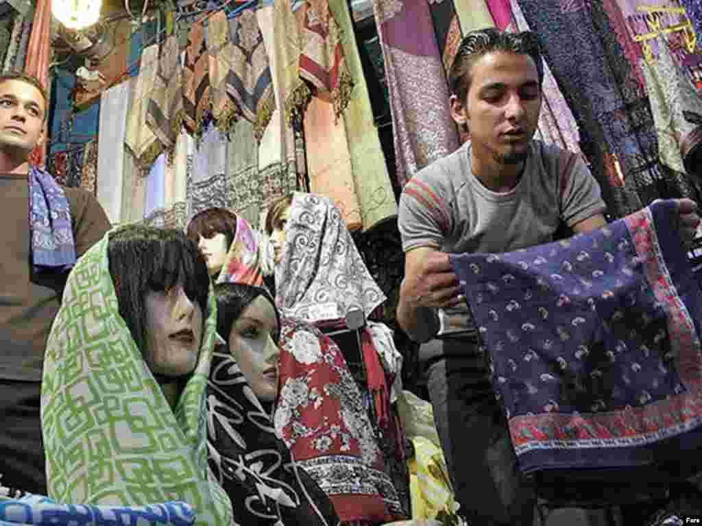 رونق نوروزی برای بازار تهران - منبع عکس: خبرگزاری فارس