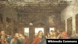 نقاشی «شام آخر» اثر لئوناردو داوینچی