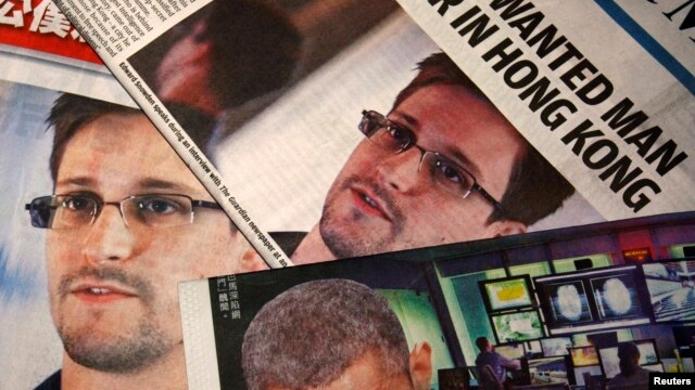 Be careful what you ask for, Edward Snowden.