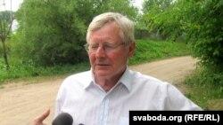 Мікола Баўсюк, актывіст БХД