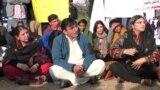 اسلام اباد: د خیسور پېښې او د عالمزېب مسود نیولو پرضد مظاهره