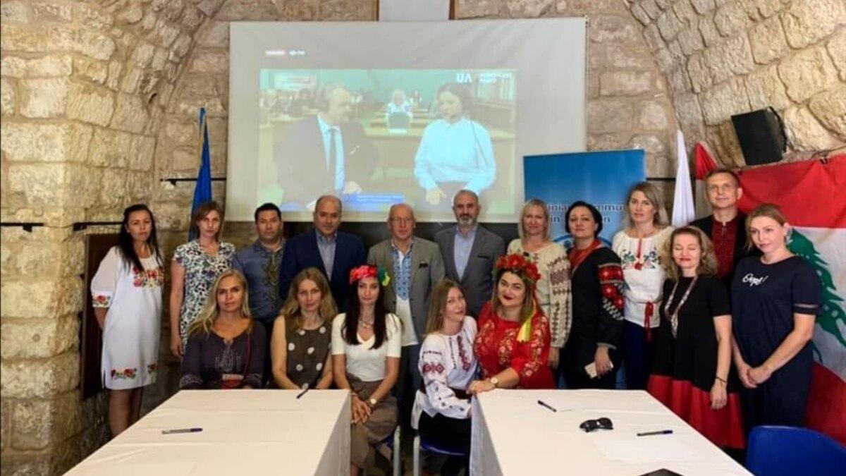 Экзамен с украинского языка в Ливане. В интересах Украины усиливать свой имидж за рубежом