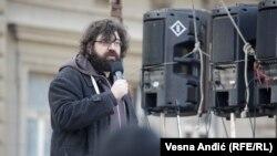 U zatvor zbog organizacije protesta: Radomir Lazović